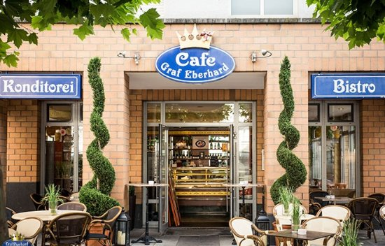 Cafe Graf Eberhard Stuttgart