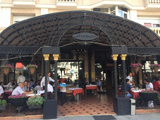 La Terrazza Skopje Menu Prix Restaurant Avis Tripadvisor