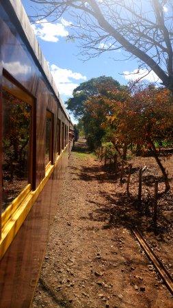 Passeio de Maria Fumaca Campinas - Jaguariuna : Vista do trajeto