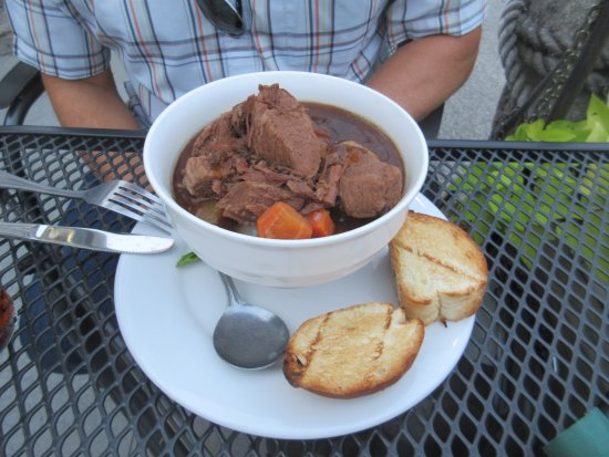Ryan's Corner House: Irish beef stew