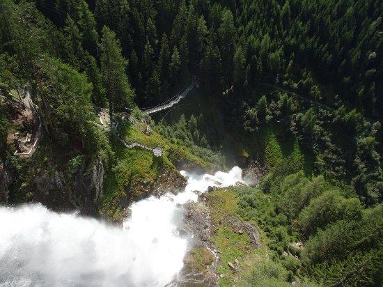 Klettersteig Lehner Wasserfall : Un endroit magnifique bild von klettersteig lehner wasserfall