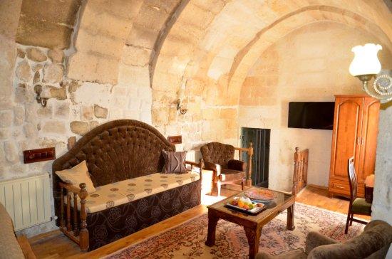 petit coin salon picture of asia minor hotel urgup tripadvisor. Black Bedroom Furniture Sets. Home Design Ideas