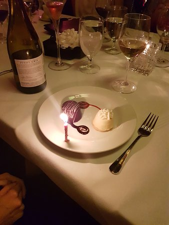 Vic & Anthony's Steakhouse - Las Vegas: Birthday Treat Surprise