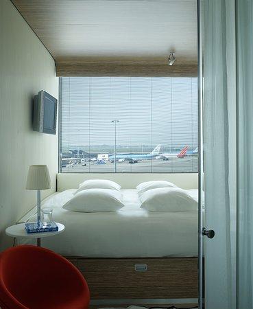 โรงแรมซิติเซนแอ็ม อัมสเตอร์ดัมแอร์พอร์ท: Schiphol view