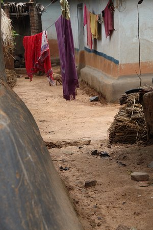 Shantiniketan, الهند: settlement 