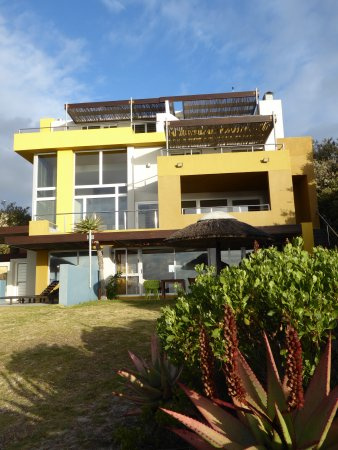 Crayfish Lodge Sea & Country Guest House: Lodgeanlage
