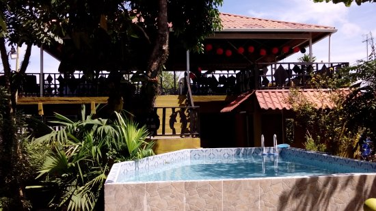 Changuinola, Panamá: Hostal Saguime