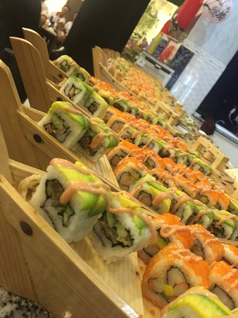 Moc Sushi Restaurant