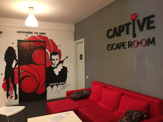 Captive Escape Room