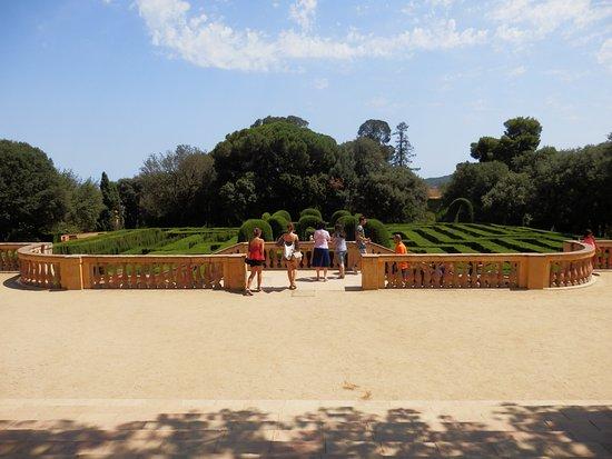 Parque del Laberinto de Horta: j'adore
