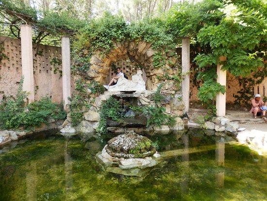 Parque del Laberinto de Horta: jolie