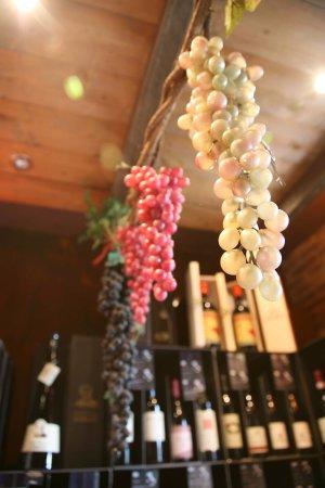 Emotional wine cellar