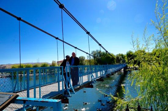 Avanos Oren Yeri : le pond suspendu