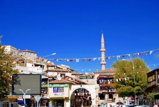 Avanos Oren Yeri : au centre de la ville