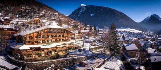Hotel Le Dahu Morzine Reviews