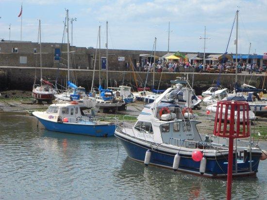 Keynsham, UK: a boat