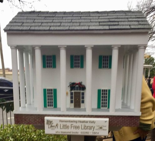 Little Free Libraries of Roswell