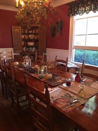 Penn Yan, Nowy Jork: Dining Room