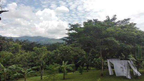 San Ramon, Nicaragua: massage area