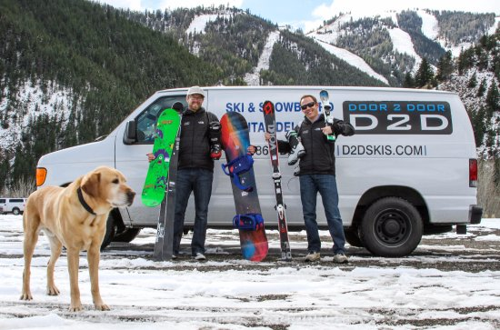 Ketchum, Idaho: Bringing the skis to you for over 10 years