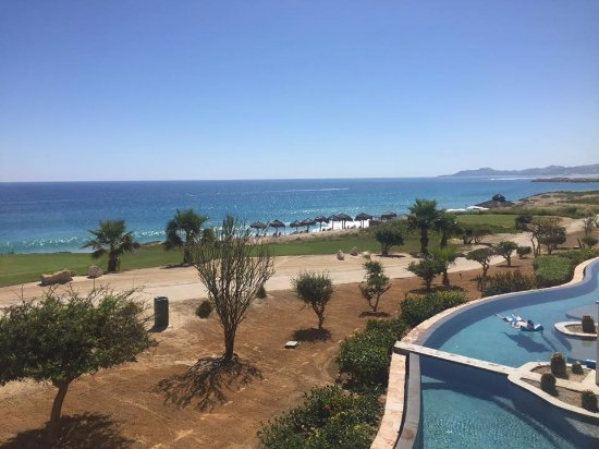 Secrets Puerto Los Cabos Golf & Spa Resort: Incredible view from our ocean front suite