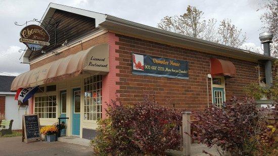 Chowder House Cafe Tatamagouche Restaurant Bewertungen