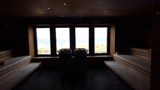 90 grad sauna picture of a ja warnemuende das resort for Ja hotel in warnemunde