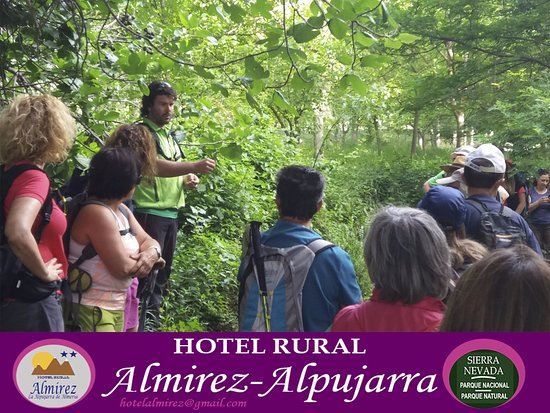 Laujar de Andarax, Ισπανία: Sendero de las Acequias del río Andarax (Fondón)