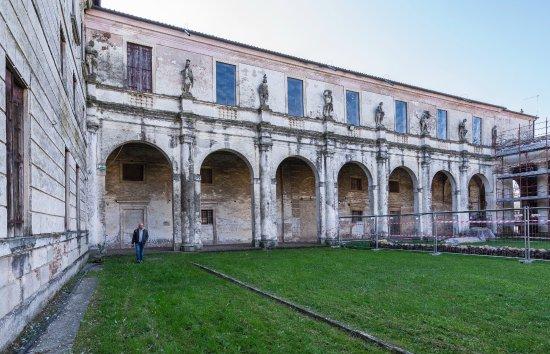 Villa Ghellini, Guidolini, Calvi Giara, Da Schio, Dall'Olmo