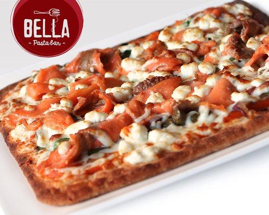Joliette, Kanada: Bella Pasta c'est beaucoup plus que des pâtes !!!