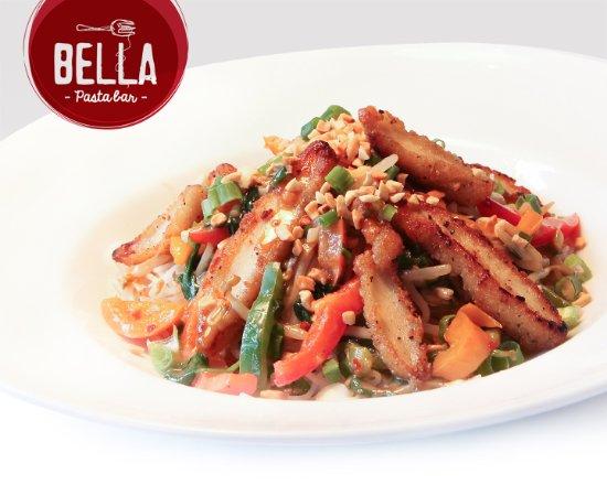 Joliette, Canadá: Bella Pasta c'est beaucoup plus que des pâtes !!!