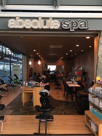 Absolute Spa at the Farimont