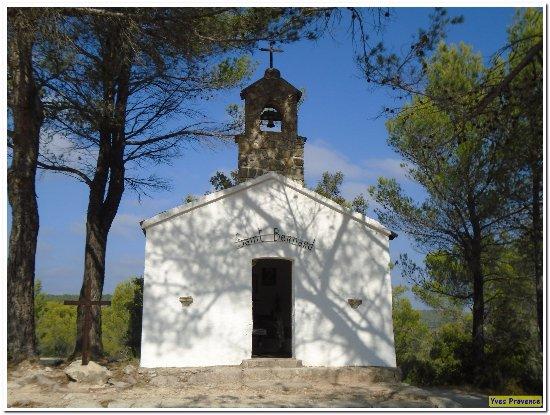 Cotignac, Frankrike: La chapelle