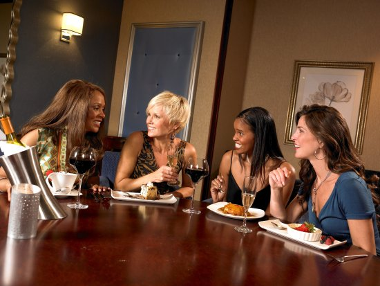 Dover, DE: Fine dining at Michele's - experience the Chef's Table