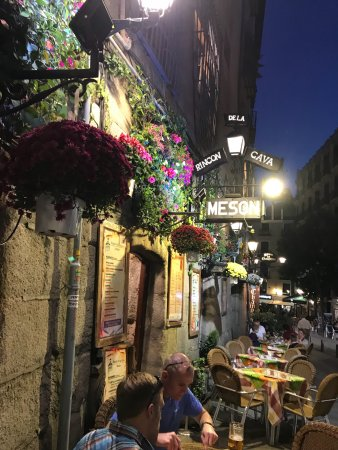 Vor langer langer Zeit im wunderschönen Madrid