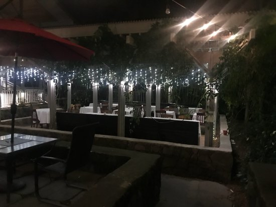Holualoa, Hawaje: Holuakoa Cafe & Gardens