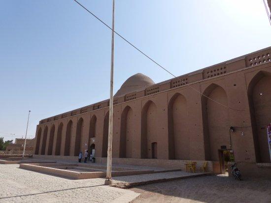 Meybod, Iran: exterieur