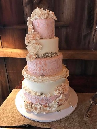 Chocal8Kiss: wedding cake