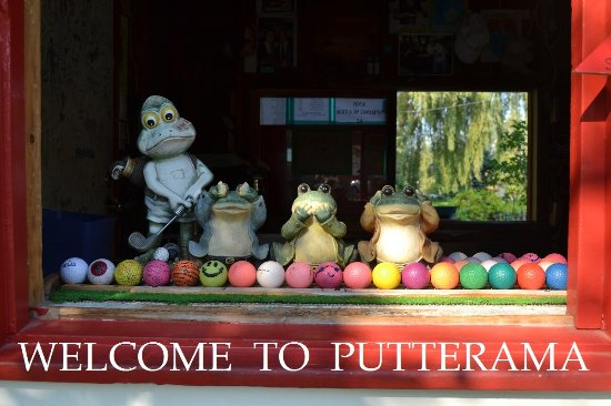 Putterama Mini Golf Photo