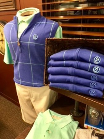 Sodus Point, NY: Great selection in the Golf Shop