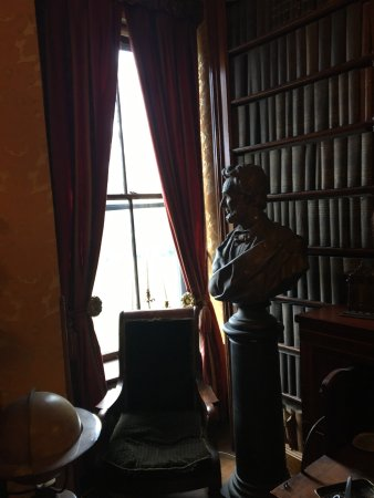 Seward House Museum Picture