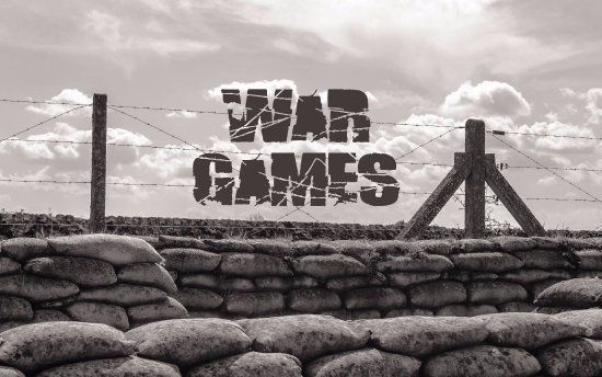 Maze Games: War Games, a classic escape room for lovers of the game