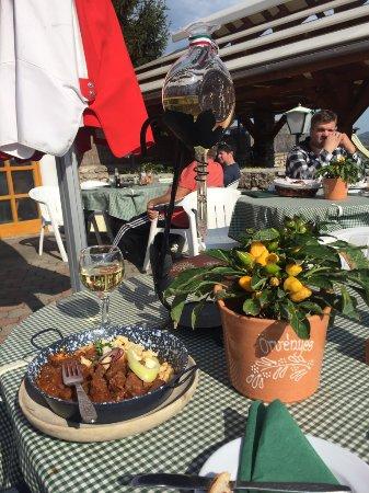 Orvenyes, Magyarország: Прекрасный обед