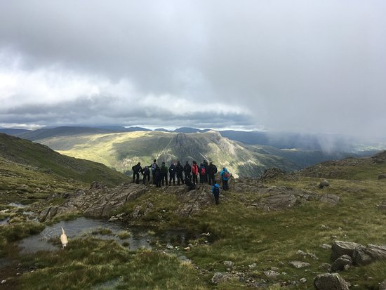 Kendal, UK: Lake District guided walks