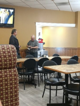 Peace River, Canada: Great service loved the food new owners