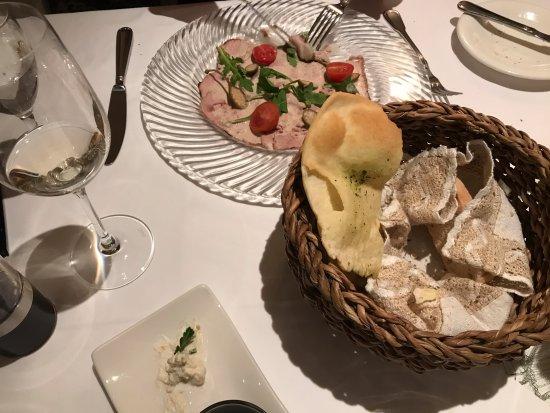 Brixen im Thale, Austria: de broodjes