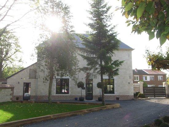 Anzin-Saint-Aubin, Francia: le pavillon
