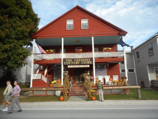 Weston, VT: Vermont Country Store