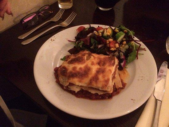 Manbo's: Lovely Lasagna