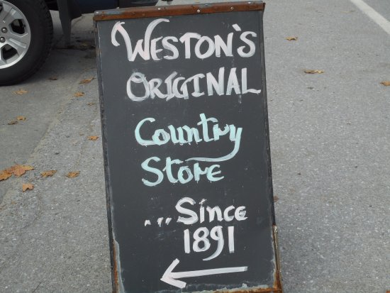 Weston Village Store